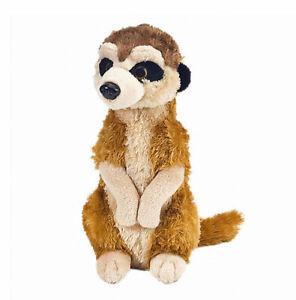 """Meerkat MINI soft plush toy 8""""/20cm Cuddlekins MINI by WILD REPUBLIC - NEW"""