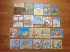 Mixed Lot 20 PICTURE BOOKS Bargain Teacher Classroom Library 3 HB Caldecott