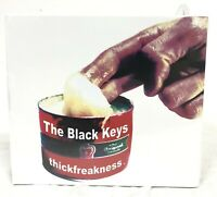 Black Keys thickfreakness Music CD Digipak New Sealed 2003 Fat Possum Records