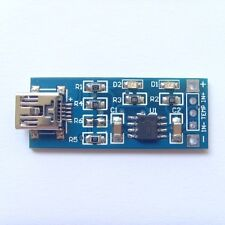 TP4056 5V 1A USB Lithium Battery Charging Board Charger Module