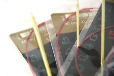 "CHOOSE any 6 Pairs addi LACE Circular Knitting Needles 16"" or  24"" or 32"" or 40"""