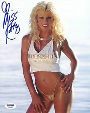 Stacy Carter Miss Kitty The Kat WWE Signed 8x10 Photo PSA/DNA COA Picture Auto 4