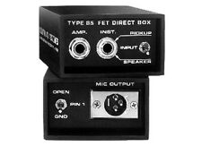 COUNTRYMAN DT-85 DIRECT BOX!! CLASSIC DI Best Price on the Web!