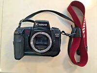 CANON EOS A2E *35mm SLR* Film Camera -Body Only FOR PARTS. Function Dial Spins?