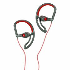 TDK SB30 In Ear Sport Clip Headphones Red