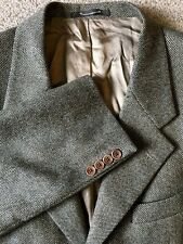 House Of Fraser Traditional Tweed Single Breasted Jacket 42R