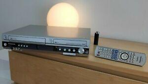 Panasonic DMR-ES35V DVD / VHS Recorder Kombigerät