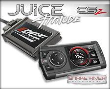 EDGE TUNER CS 2 JUICE WITH ATTITUDE FOR 01-04 CHEVY GMC 6.6L DURAMAX DIESEL