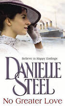 No Greater Love by Danielle Steel (Paperback, 1992)