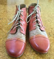 Block Heel Django & Juliette Ankle Boots for Women