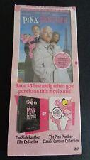 Pink Panther DVD 2006 Steve Martin RARE Longbox Version NEW Free Shipping SEALED