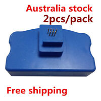 AU-2pcs Chip Resetter for Epson Wide Format 7600 /4880 /7880 /9880 Ink Cartridge