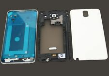 Full Housing Back Battery Door Cover+Middle Frame For Samsung Galaxy Note 3 N900