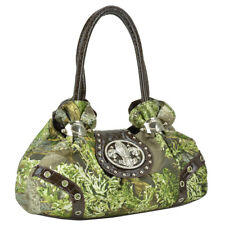 New Realtree Women Handbags Faux Leather Shoulder Large Tote Satchel bag