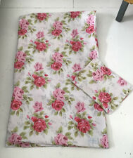 Cath Kidston Antique Rose Single Duvet Cover & Pillowcase