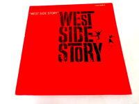 1961 West Side Story Original Soundtrack LP Vinyl Record Album OL5670