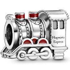 "PANDORA Harry Potter Charm Element 798624 C01 ""Hogwarts Express"" Silber"