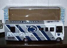 """10"""" Penn State Nittany Lions WINNEBAGO Motor Home Die Cast White Rose"""