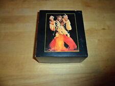 CD    Jimi Hendrix             Box Set  #500 2 CDs   w / Shirt