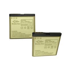 Batería Nueva BP-5Z Para PARA NOKIA N700 Zeta Caja Dura Bonusline