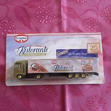 Camion publicitaire DR OETKER, 20 ANS DES PIZZA RISTORANTE / emballage original