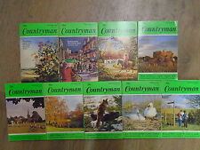 9 INFORMATIVE THE COUNTRYMAN by VARIOUS P/B **£3.25 UK POST** THE LEAGRAVE PRESS