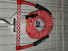 """New listing Proline Updstart Wakeboard Rope Package 16"""" Eva Handle w/75' Poly-E"""