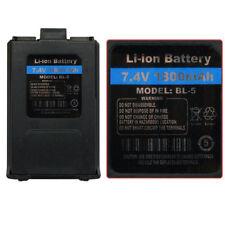 Baofeng 7.4V 1800mAh Li-ion Battery For BaoFeng UV-5R A Plus RD-5R Two-way Radio