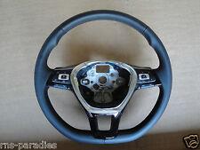 VW GOLF 7  LENKRAD  MULTIFUNKTION LEDER DSG 5G0419091DN E74 KRATZER Nr.2