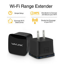 Wavlink N300 Smallest WIFI AP/Repeater&Simple Setup With Push WPS Button