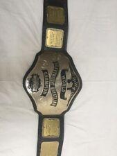 WWF hulk Hogan Heavyweight Wrestling Championship Belt Replica