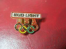 Beer Pin - Bud Light USA Olympic Pin L2