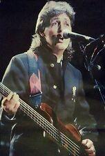 Paul Mccartney Scorpio Poster Beatles