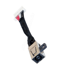 DC AC POWER JACK CABLE FOR Dell Inspiron i7368-0027GRY i7778-0026GRY Pf8jg 6VV22