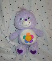 "Care Bears Harmony Bear 11"" Plush Soft Toy Stuffed Animal"