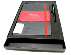 Jaguar Land Rover New Genuine Experience Notebook & Pen Set 51LEGF192MXA
