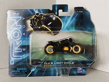 Disney Series 1 Tron Legacy Clu's Light Cycle Diecast Spin Master New