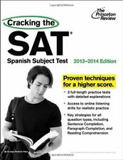 Cracking the Sat Spanish Subject Test (Princeton Review:. by Review, Princeton