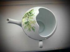 TEACUP FEEDER CUP One handled China cup Eldervise flower design Parkinsons