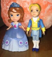 Lot Of 2 Disney Sofia The First Figures by Just Play