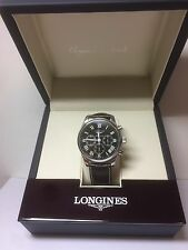 OROLOGIO LONGINES CRONOGRAFO AUTOMATIC MASTER COLLECTION REF. L26934783 -NUOVO-