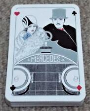 "Mercedes 1988 Pack of ""Monika Dostler"" Skat Playing Cards - Non Standard Courts"
