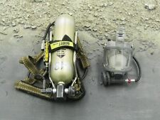 1/6 Scale Toy New York Firefighters - Air Supply System & Face Mask