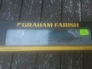 Graham Farish N Gauge - 371-605 Class 42 810 Cockade BR Blue Warship - Weathered