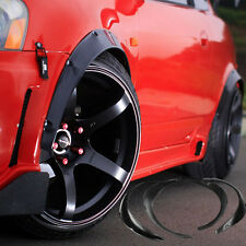 4XCar Polyurethane Flexible Exterior Fender Flares Store Sophisticated Universal