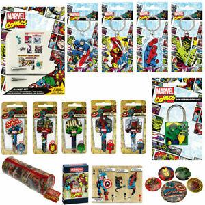 Marvel Comics Multi Listing Official Merchandise BIRTHDAY CHRISTMAS GIFT IDEAS