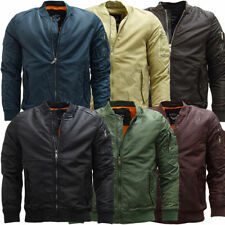Brave Soul Nylon Collared Coats & Jackets for Men