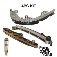 Timing Chain Guide Rail Set 4 pcs Kit  FOR BMW E38 E39 540 E53  V8, LAND ROVER