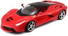 Bburago - 16001r Ferrari LaFerrari 2014 Echelle 1/18