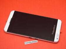 Original Blackberry Z10 LCD Display Touchscreen Digitizer + Rahmen Speaker Hörer